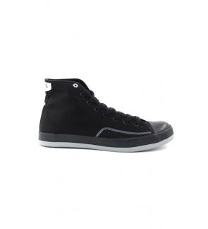Pallas Jazz Star Hi Cut Shoes Lace 407-0318 Black